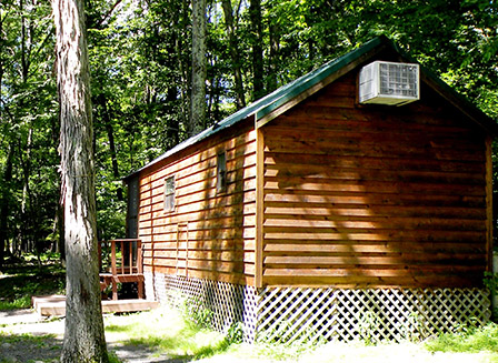 Cabin-6-Mountain-Vista-Pocono-Cabin-Camping